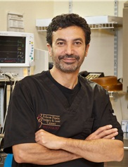 Shahriar Mabourakh, MD