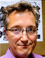 James Clarkson, MD
