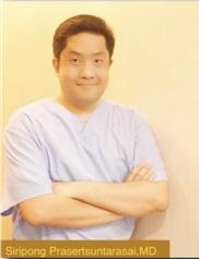 Siripong Prasertsuntarasai, MD, FRCST
