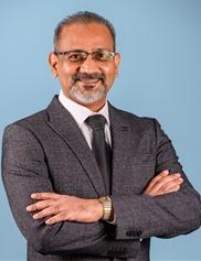 A. Ananda Dorai Headshot