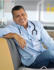 Victor H. Reyes Vallejo, MD