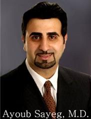 Ayoub Sayeg, MD