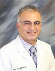Saied Asfa, MD, FACS