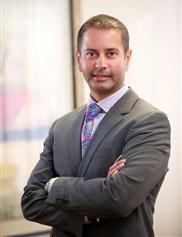 Navin Singh Headshot