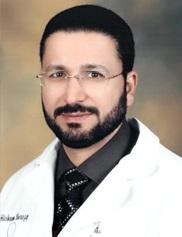 Hisham Burezq, BSc MD FRCSC FAAP